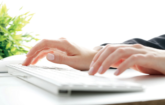 medekri-schreibservice-tastatur