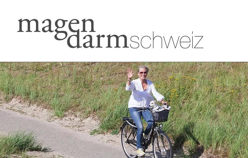 Logo mit Foto MagenDarm Schweiz